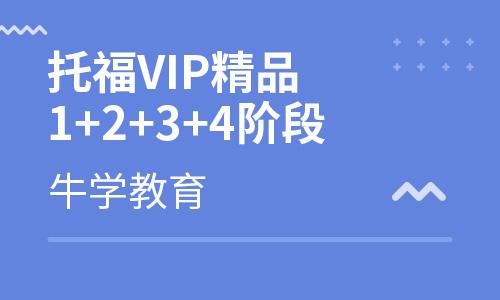 托福VIP精品1+2+3+4阶段